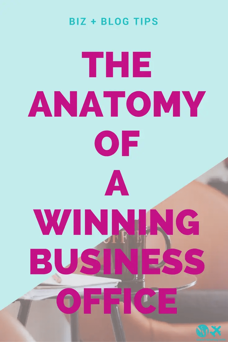 The anatomy of a winning business office