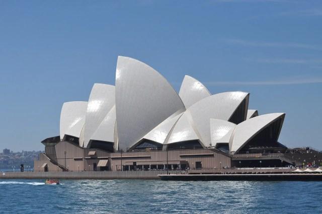 The Big Australian Bucket List Sydney Opera House