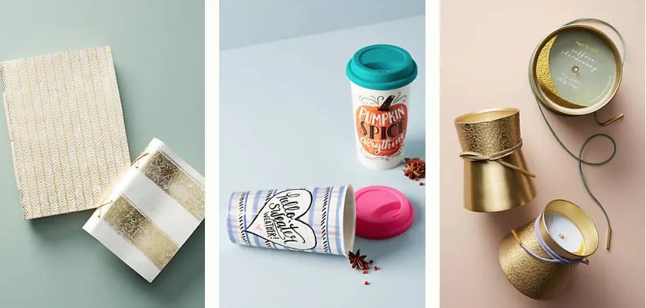 Amazing Anthropologie gifts for literally every person in your life under $25. Gifts for someone who has everything! 10