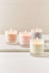 Urban Outfitter Gifts Under $25 all bloggers will love bloggers gift guide. Botanique Candle