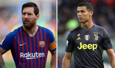Ronaldo, Messi Misses Out Of The 2018 Ballon D'or  'Three-Man Final Shortlisted'