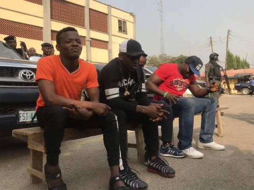 Small Doctor Arrested By Police For Firearms Possession (PHOTO)