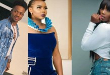 Korede Bello Shades Yemi Alade Over Beef With Tiwa Savage