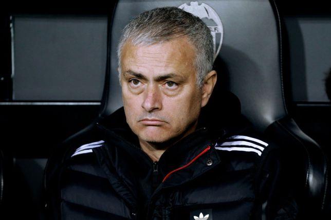 Mourinho Blames Two Man. United Legends For His Sack