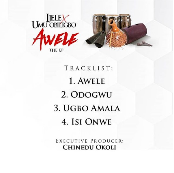DOWNLOAD : Flavour x Umu Obiligbo – Awele (EP)
