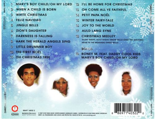 Download: Boney M. – All Christmas Song (Full Album Music)