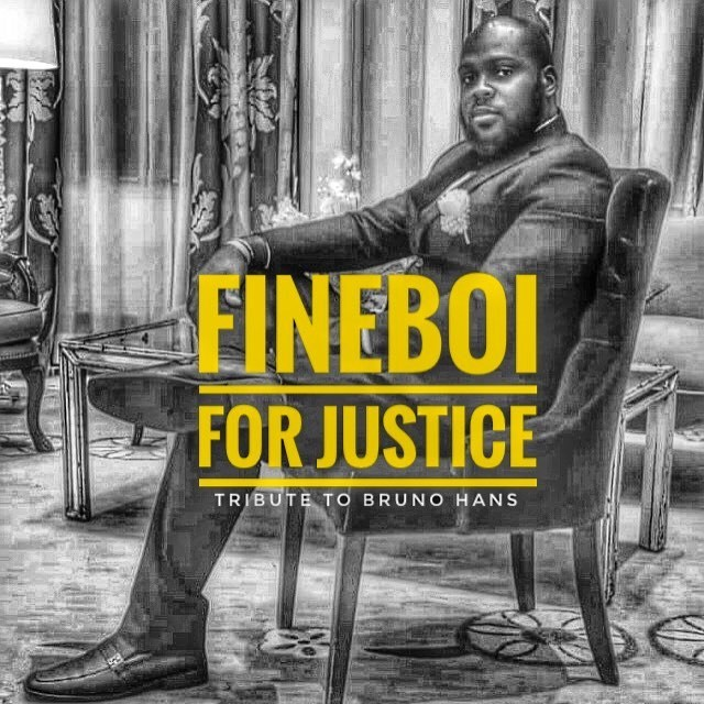 DOWNLOAD MUSIC: Kelly Hansome – Fineboi For Justice (Tribute To Bruno Hans)