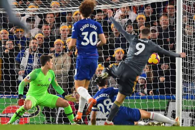 Download Chelsea 0 – 1 Leicester City (22/12/2018) English Premier League Highlights