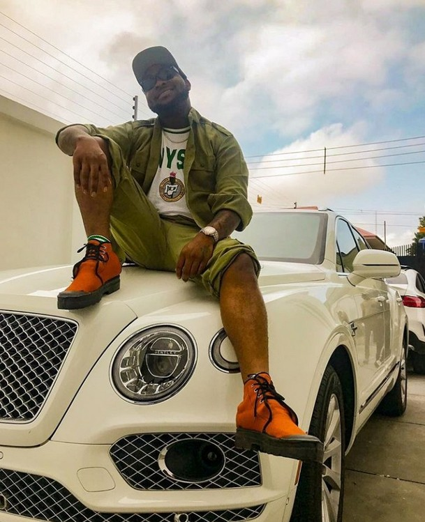 Davido Listed People He Is Voting For In The Forthcoming Election