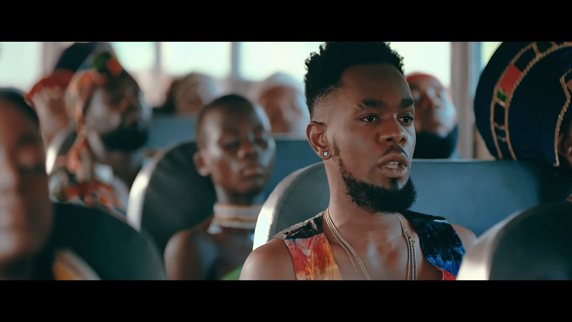 DOWNLOAD VIDEO: Patoranking – Everyday (3gp/Mp4)