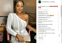 Davido Shares Photo Of Chioma To Show That They Are Still Together