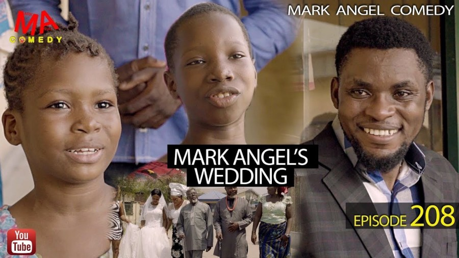 DOWNLOAD: Mark Angel Comedy – Mark Angel's Wedding [EPISODE 208]