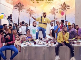 DOWNLOAD FULL ALBUM : Davido - A Good Time
