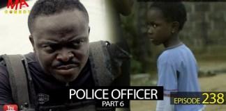 POLICE OFFICER (Part 6) - Mark Angel Comedy [Episode 236]