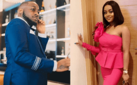 Must Read! Davido and Chioma unfollow each other on Instagram