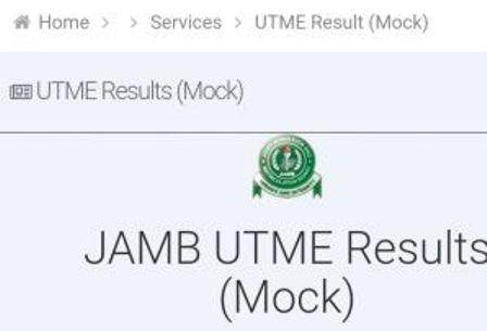 JAMB Mock 2020 Results are Out [How To Check Your Mock Result]