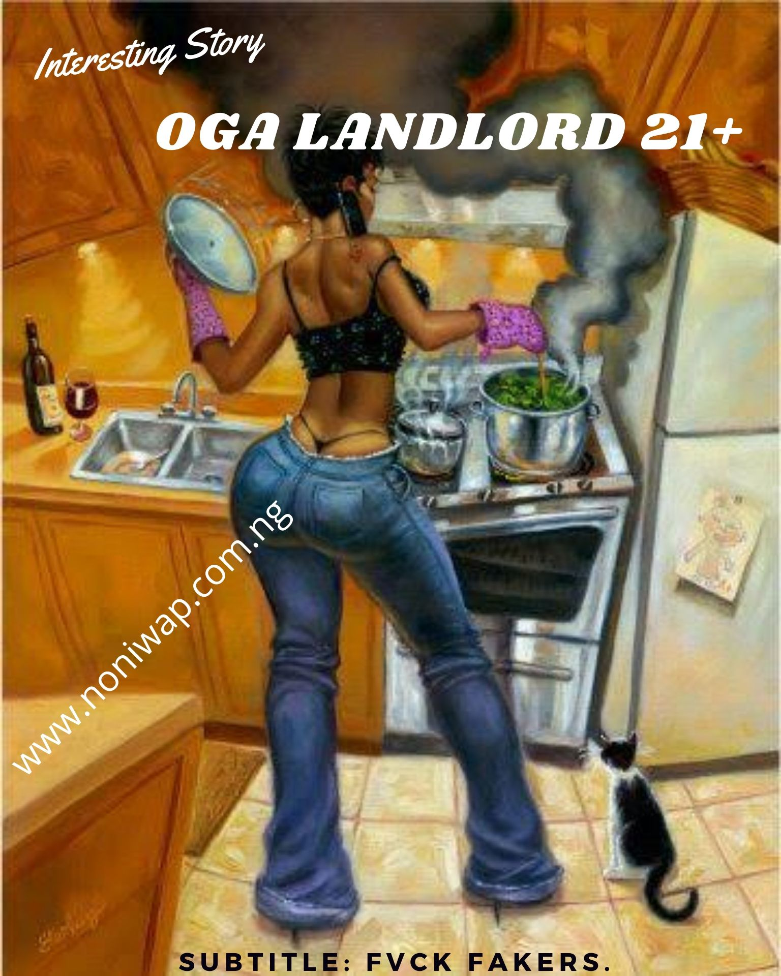 Story! Oga Landlord (+18)… Episode 145