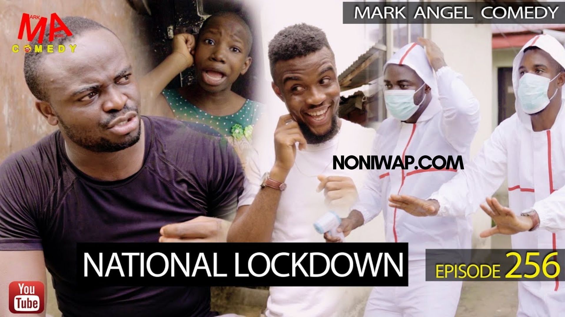 DOWNLOAD: NATIONAL LOCK DOWN (Mark Angel Comedy Episode 256)