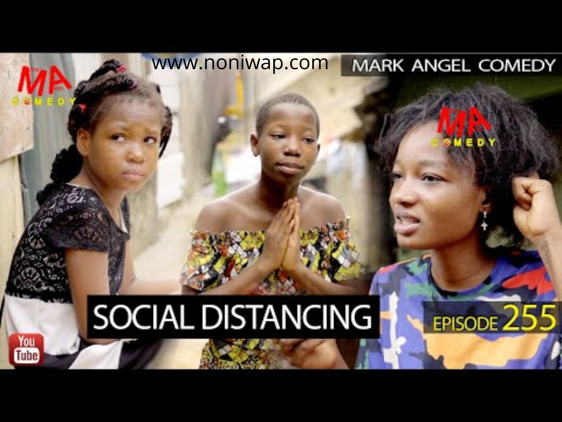 Download Mark Angel Comedy – SOCIAL DISTANCING (Episode 255)