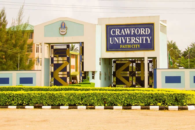 Crawford University 2020/2021 Post-UTME Screening Form