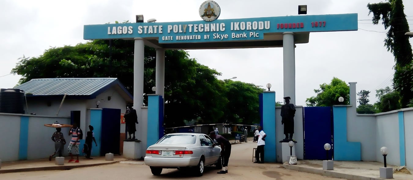 LASPOTECH Part-time Admission (HND/ND) 2020/2021 Form Is Out