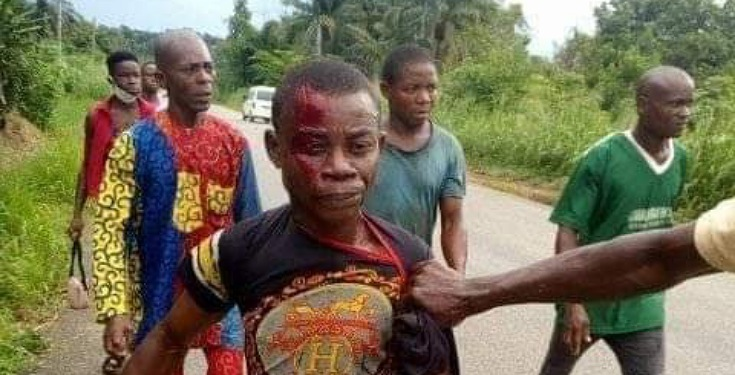 Man kills his Own cousin Brother over mango fruits in Abia State (See Photos)