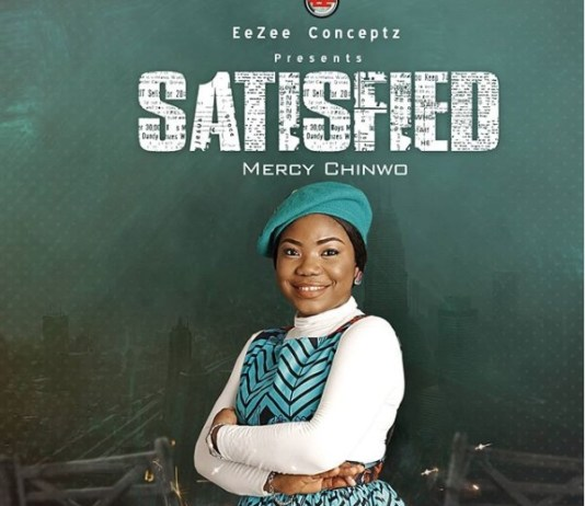 ALBUM: Mercy Chinwo – Satisfied