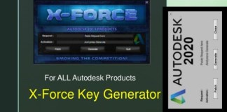 Xforce Keygen 2020/2021 Full Crack Free Download