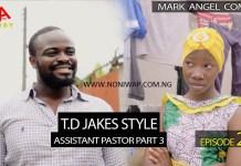 T.D. JAKES STYLE