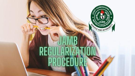 JAMB Regularization Procedure