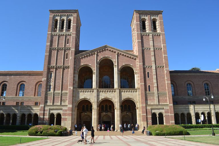 UCLA Acceptance Rate