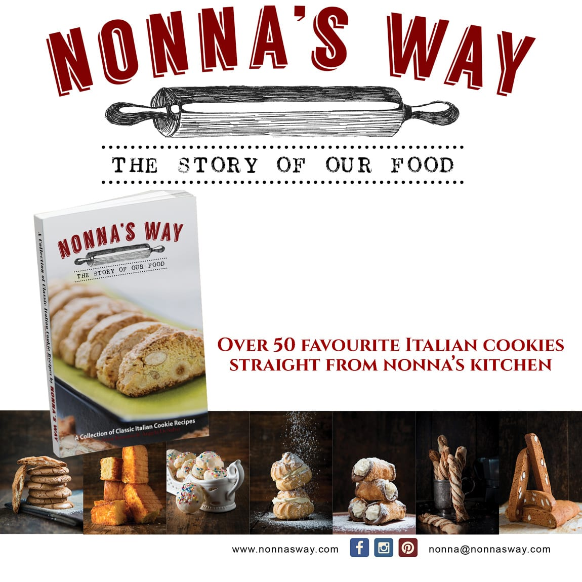 Nonna S Italian Kitchen Recipes