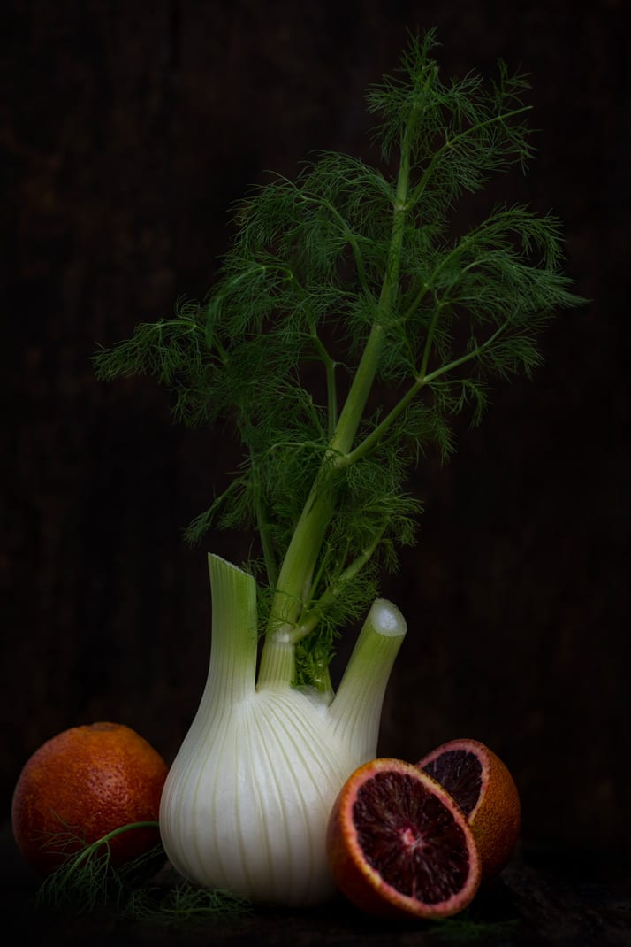 finocchio or fennel in english