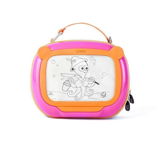 Benbat GoVinci Lunchbox Pink GV4321