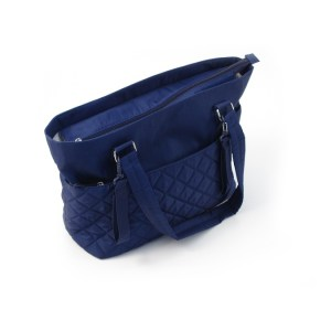 Summer Infant Torba Do Wózka Quilted Tote Blue1