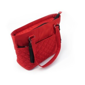Summer Infant Torba Do Wózka Quilted Tote Red1