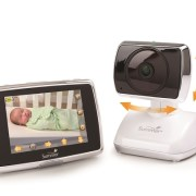 Summer Niania Cyfrowa Video Infant Baby Touch_4