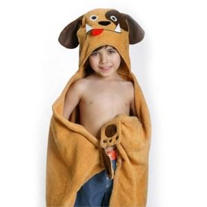 Zoocchini Ręcznik z Kapturem PIes Duffy