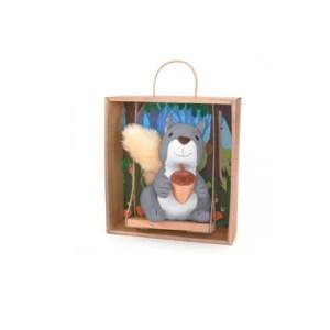 Apple Park Maskotka Leśni Przyjaciele Wiewiórka