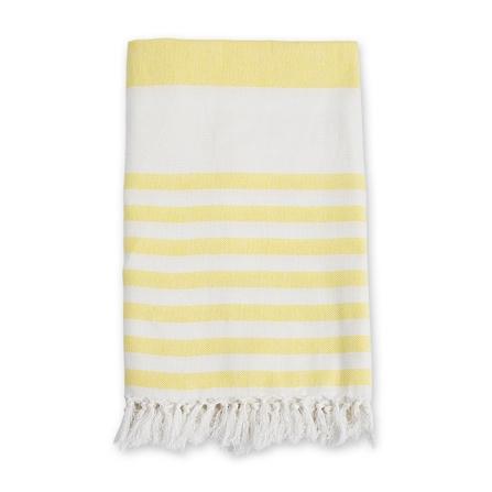 Lulujo Ręcznik Turecki 3w1 Sunshine Yellow