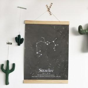 plakat_strzelec_oprawa_stylove