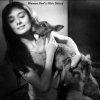 Rare Hitchcock Film footage found, starring Audrey Hepburn & Elizabeth Taylor