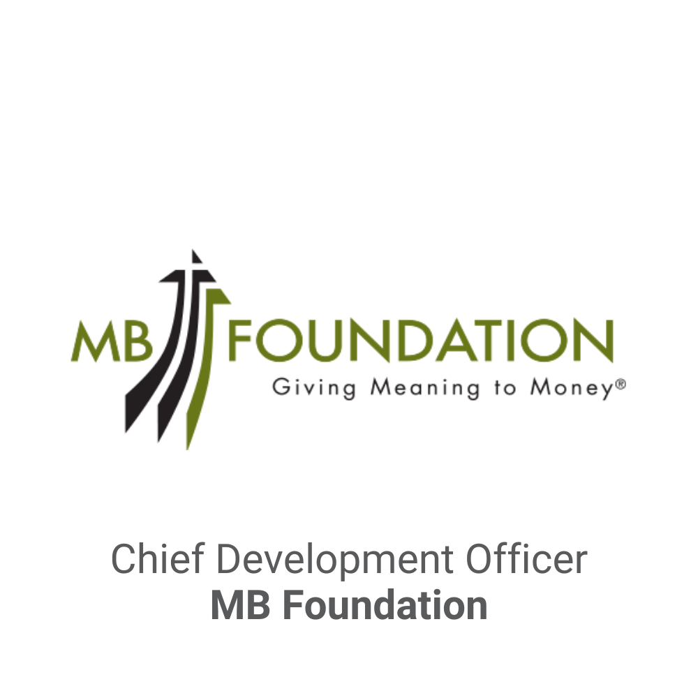 Chief Development Officer Executive Search_MB Foundation DB&A Executive Search