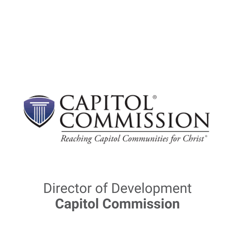 Director of Development Executive Search_Capitol Commission DB&A Executive Search