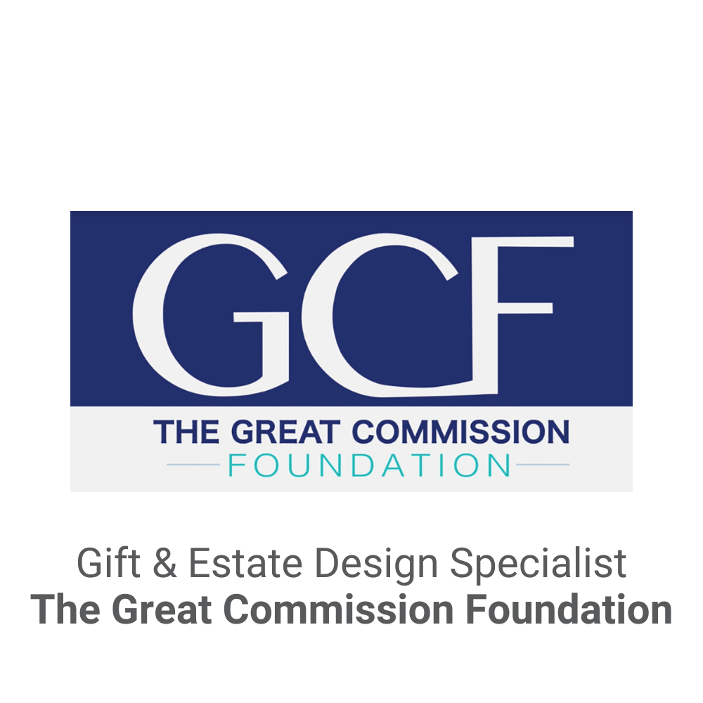 Gift & Estate Design Specialist Executive Search_Great Commission Foundation DB&A Executive Search