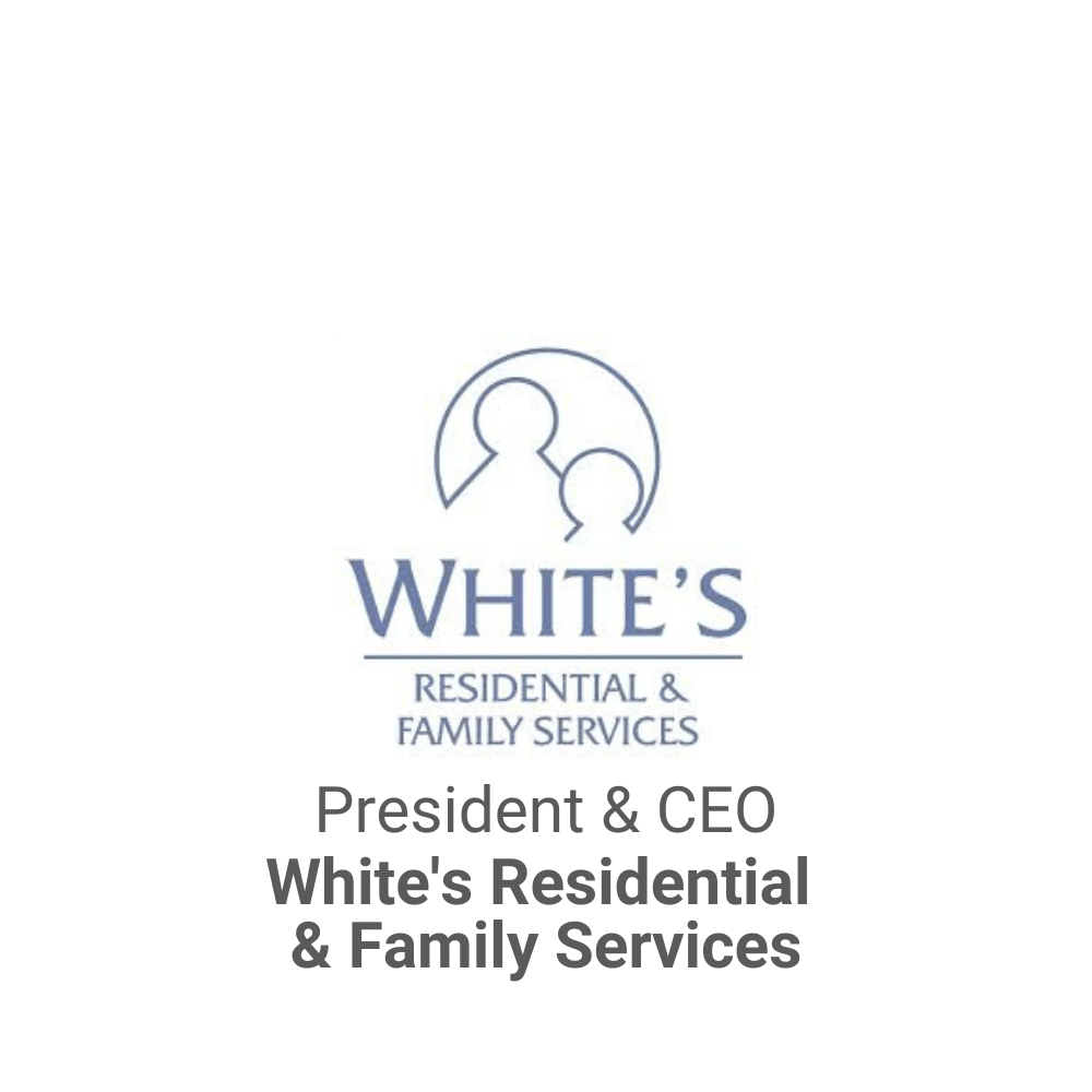 President & CEO Executive Search_White's Residential & Family Services DB&A Executive Search