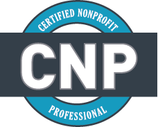 Certified NonProfit Professional logo