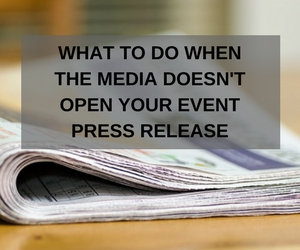 Nonprofit Press Release