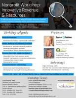 Innovative Revenue & Resources for Nonprofits