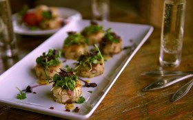 Pastrami _ Risotto Cakes IWF